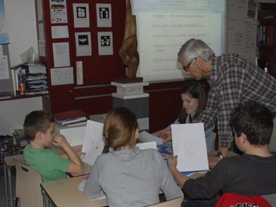 26 Pierre in de klas